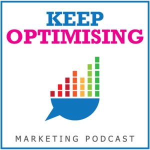 Keep Optimising Logo