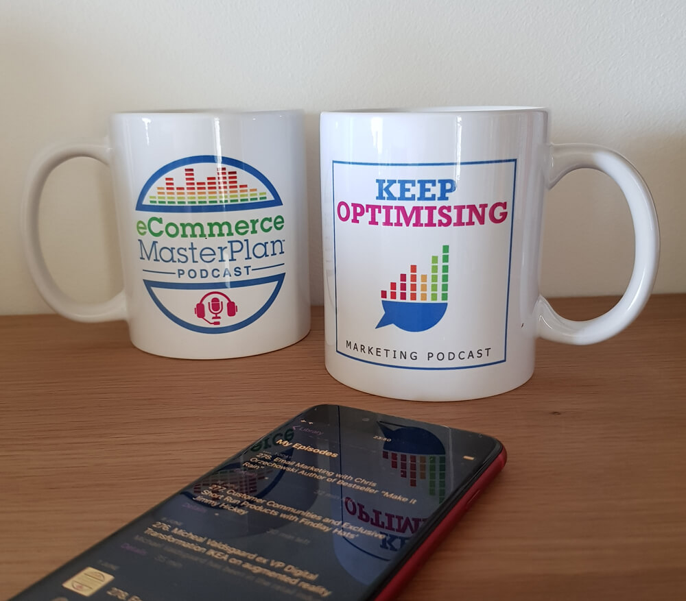 Keep Optimising Mugs