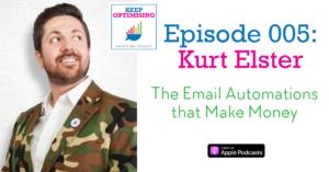 Email: Kurt Elster explains the top automation flows that drive revenue