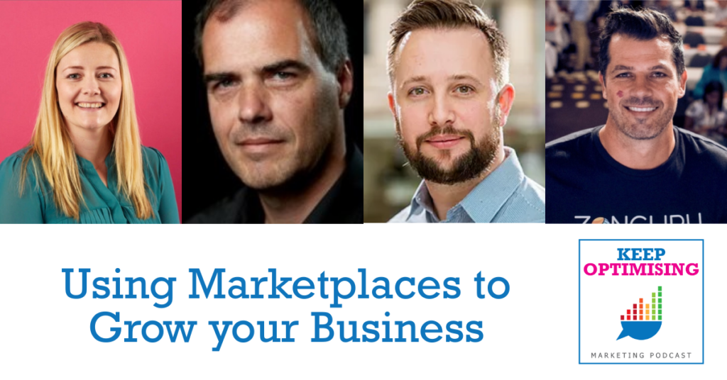 marketplaces on the keep optimising podcast