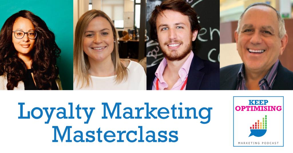 loyalty marketing podcast episodes